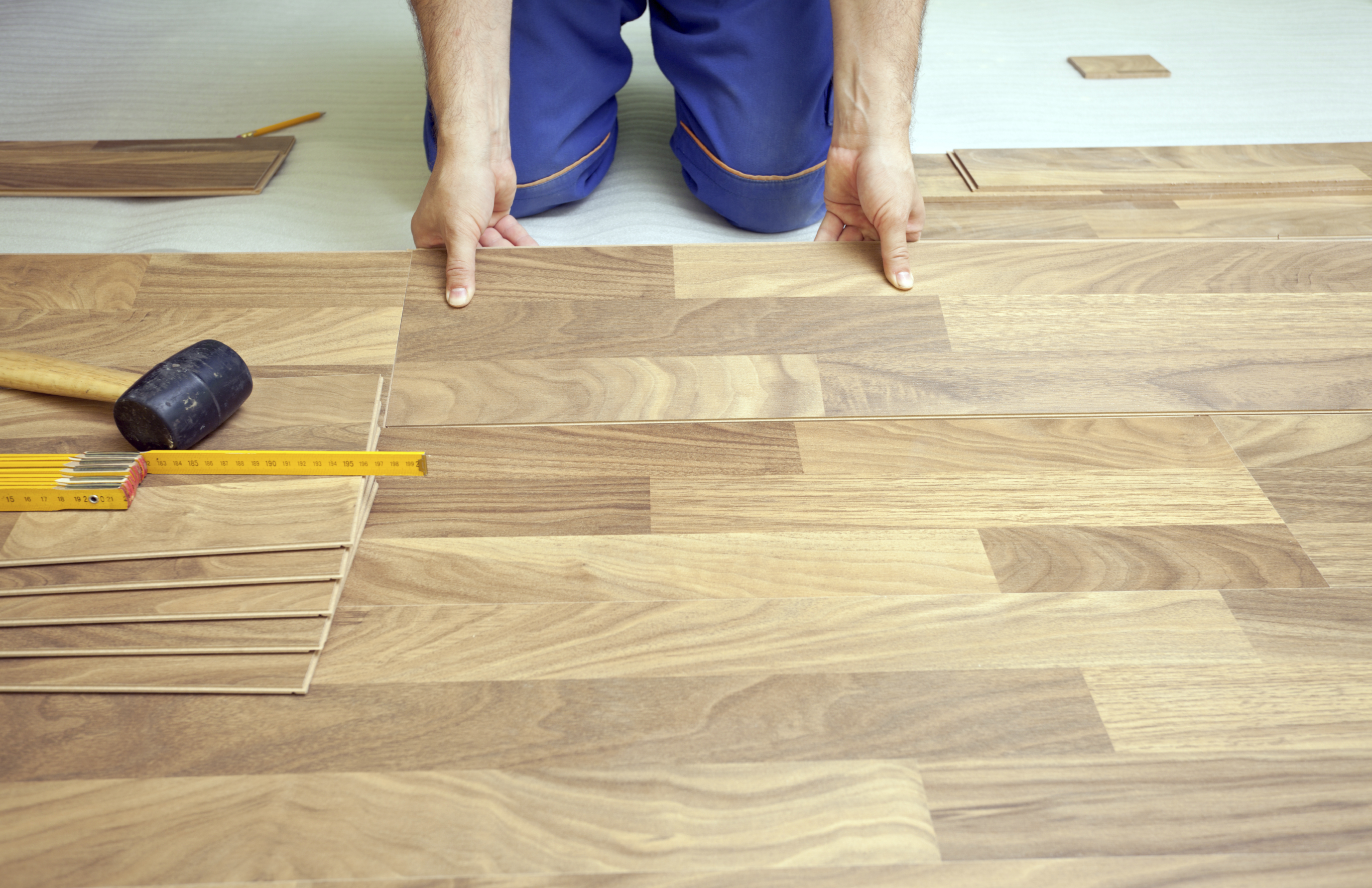 allure flooring installation guide to avoid mistakes On floor installation
