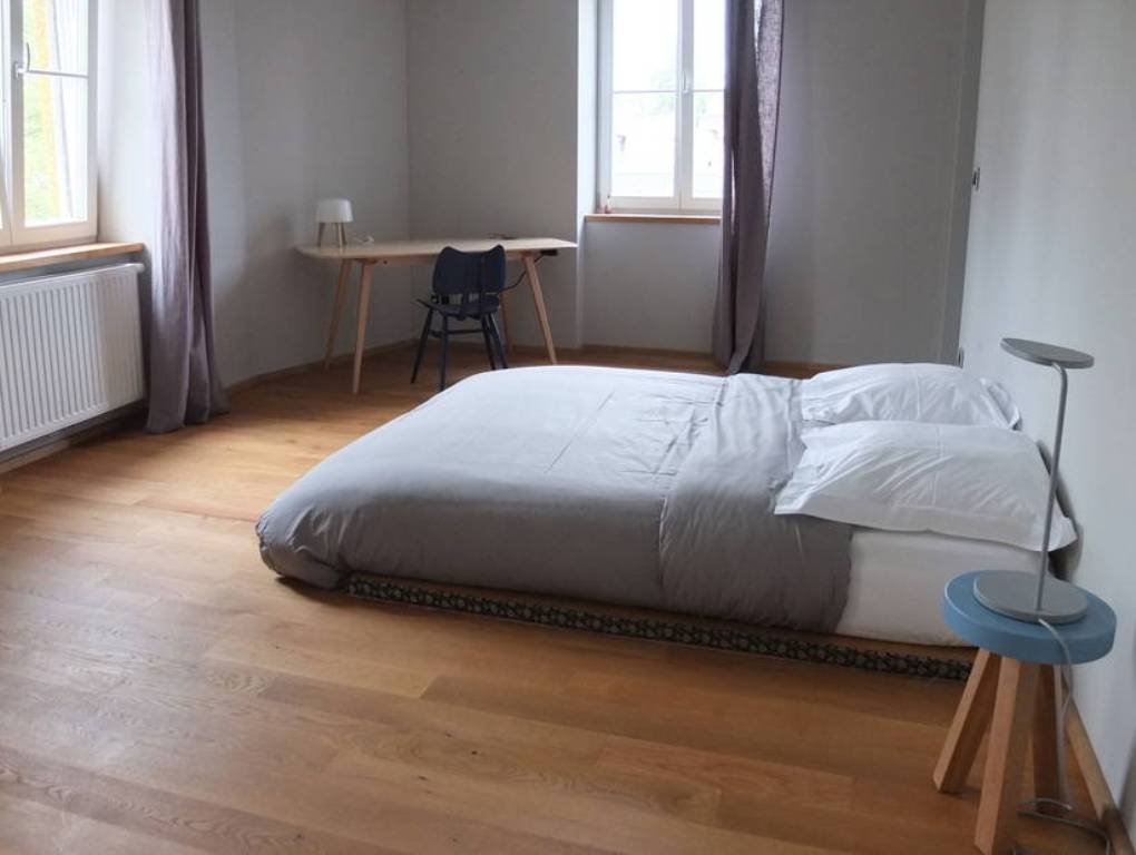 A few words on the power of simplicity the japanese way - Bedroom with mattress on the floor ...