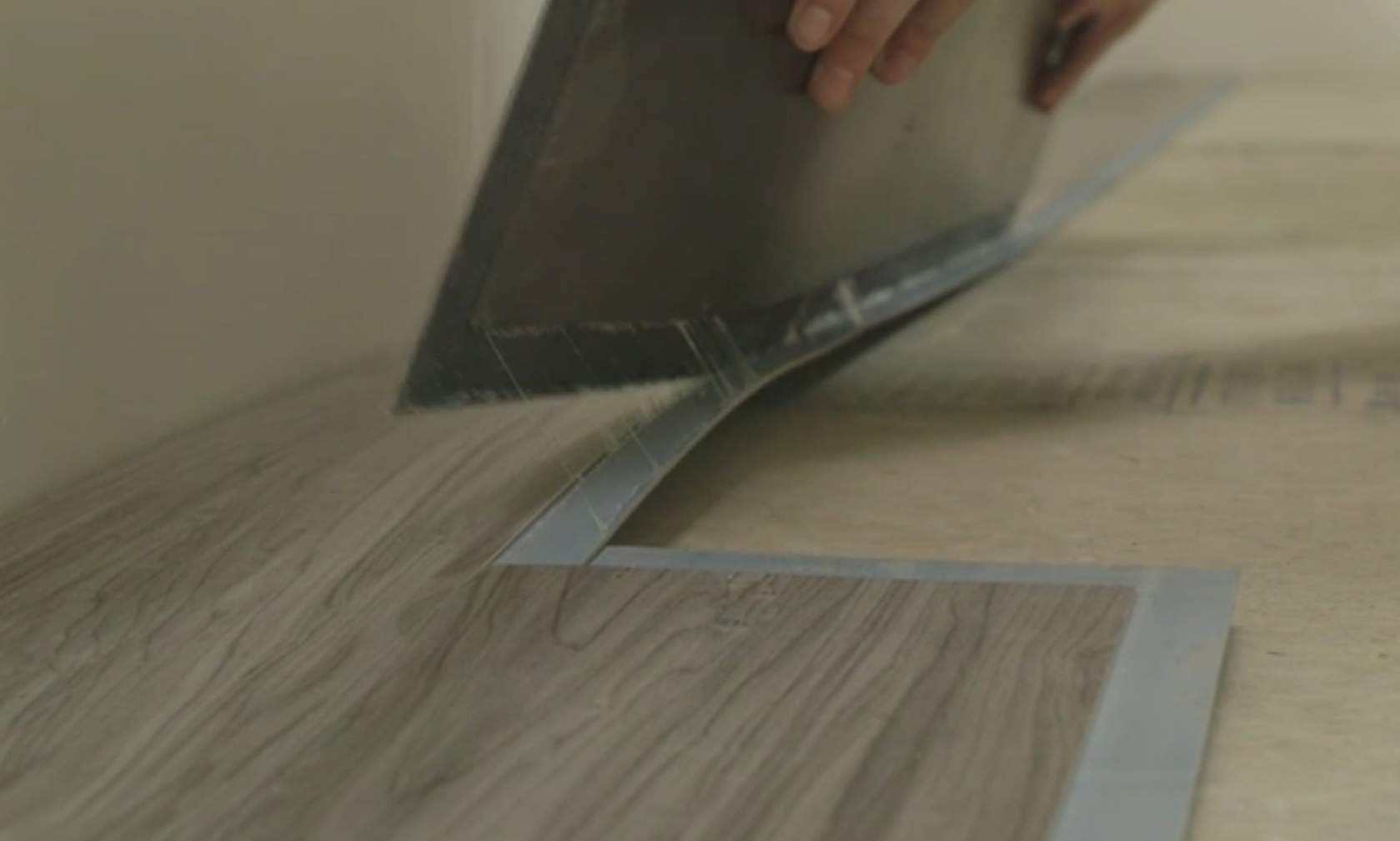 Vinyl Plank Readjust