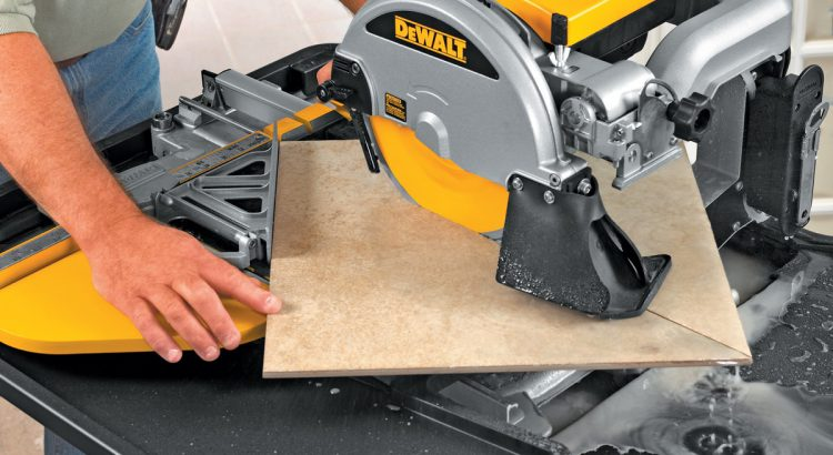 tile saw featured image