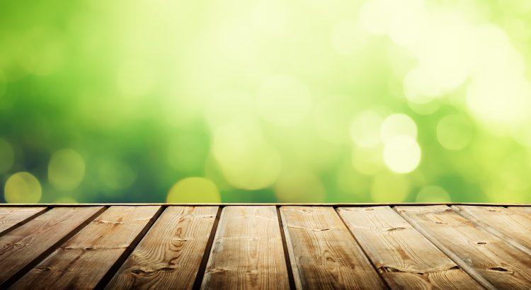 going green flooring